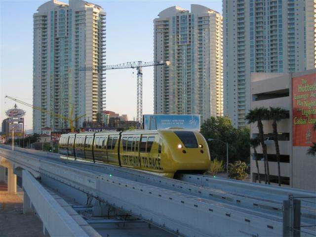 When 130,000+ people arrive for the giant CONEXPO-CON/AGG construction equipment trade show in March, they'll be able to scan their convention registration badges and take unlimited rides on the Las Vegas Monorail for the duration of the show.