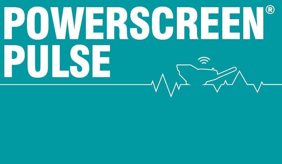 Powerscreen Pulse allows you to view accurate information on production tonnages, fuel usage and fuel costs per ton.