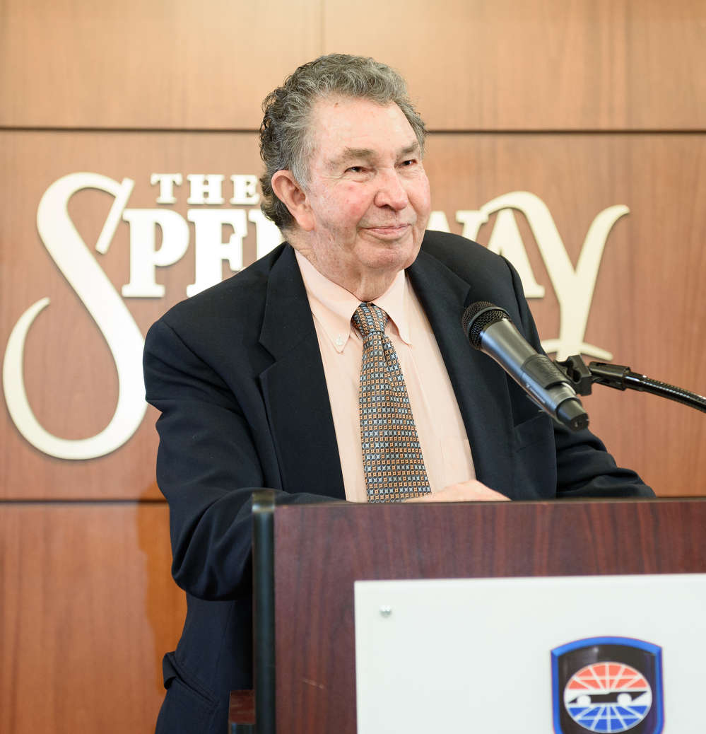 Eddie Williams, CEO and chairman of Buckner Companies, Graham, N.C., was named Person of the Year.