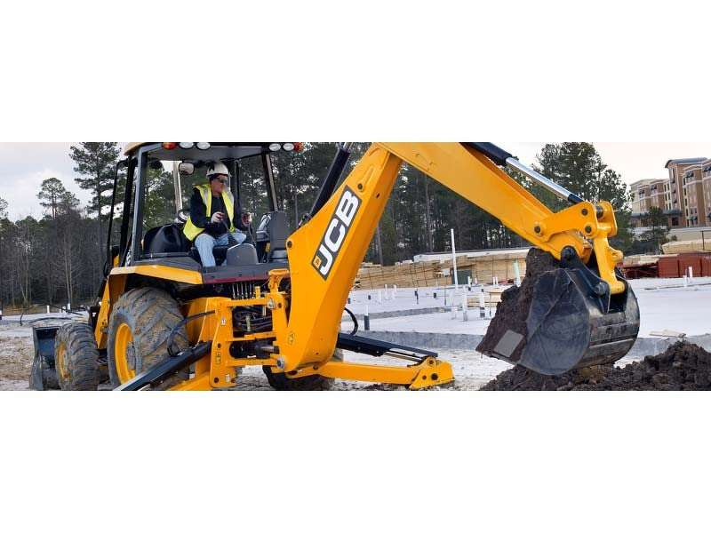 JCB's UK facility shipped over 400 machines worth more than $35 million to the Georgia Ports Authority.