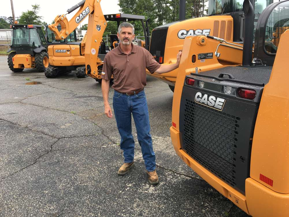 Stony Gilmore, the branch manager, brings with him more than 20 years of industry experience.