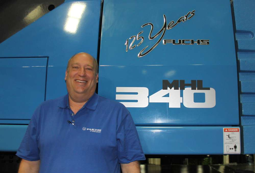 Jim Gill's responsibilities include managing the full product line of the branch's sales, service and parts support activities as well as serve as a scrap industry specialist.