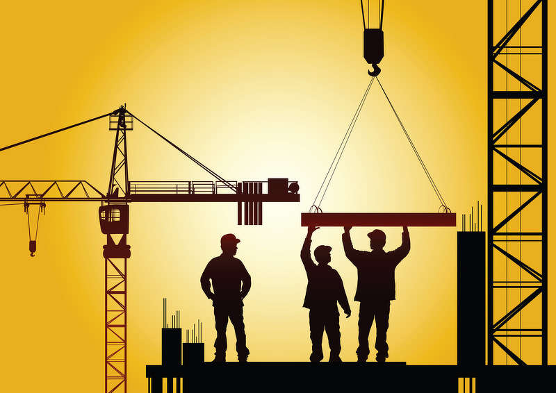 Construction employment dipped for the second consecutive month in May, but rising industry pay and plunging unemployment suggest contractors would be hiring more workers if they were available.