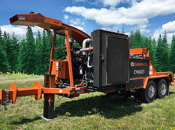 Barko Hydraulics LLC announced the addition of Chadwick-BaRoss Inc. to its distribution network for all forestry equipment product lines.