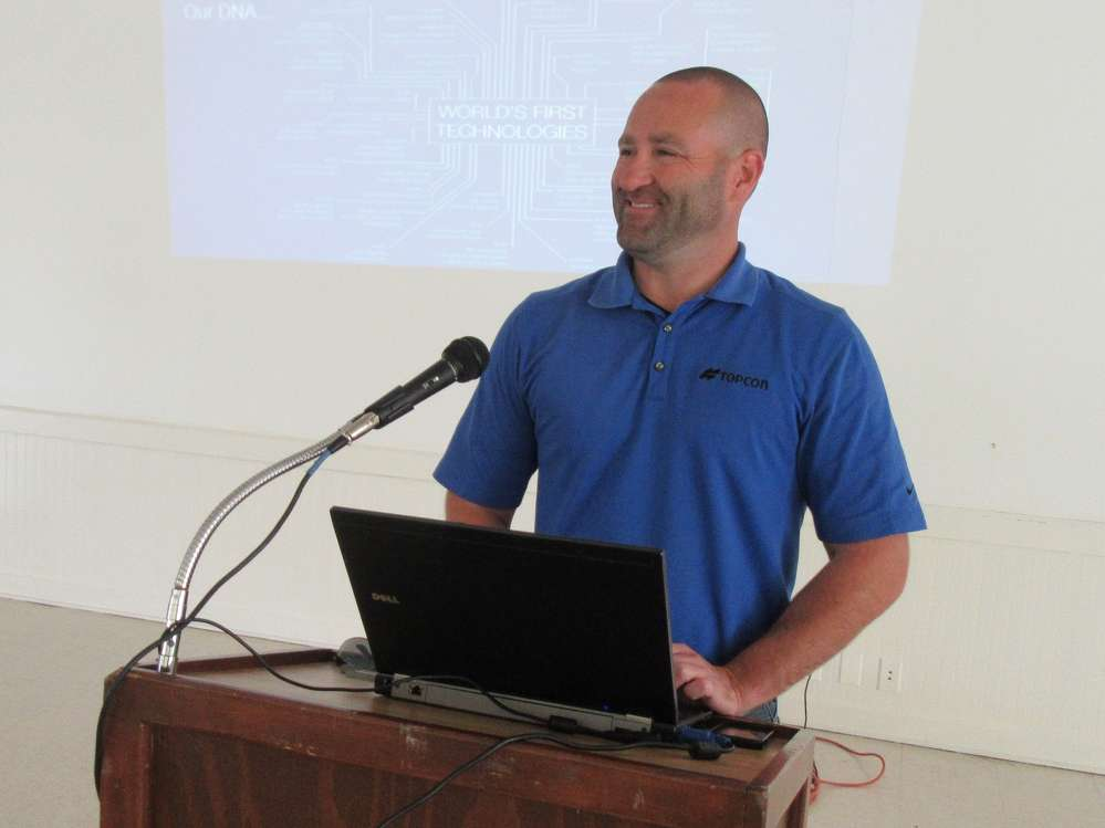 At the Cleveland event, Topcon's Eric Ivers provides an overview of the company and insights into the latest technologies.