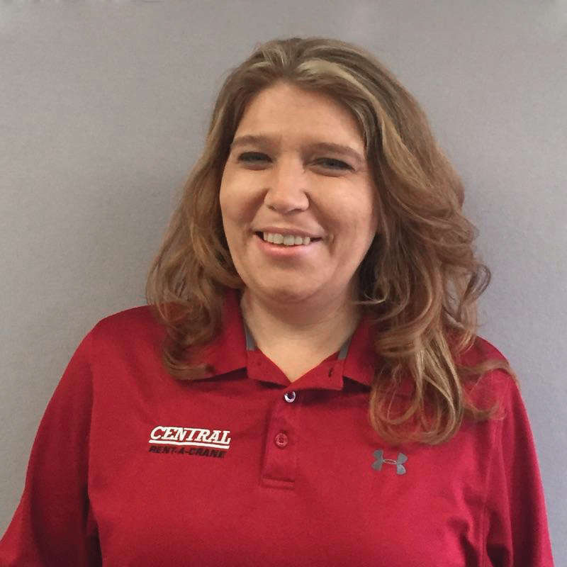 Kristi Hesselbart. In her new OM role, she will supervise dispatch, billing and other operations-related functions.