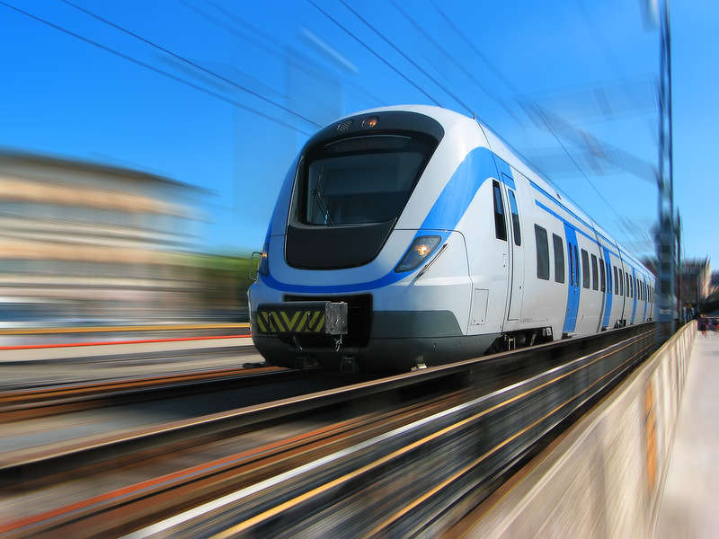 The Texas Section of the American Society of Civil Engineers (ASCE) has endorsed a high-speed rail project that it said will create jobs.