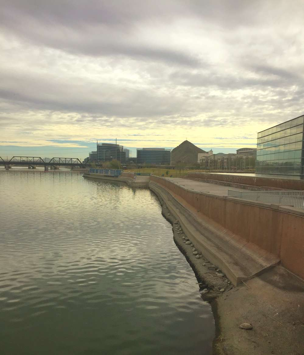 The replacement project began Feb. 10, with the pumping of water out of the lake.