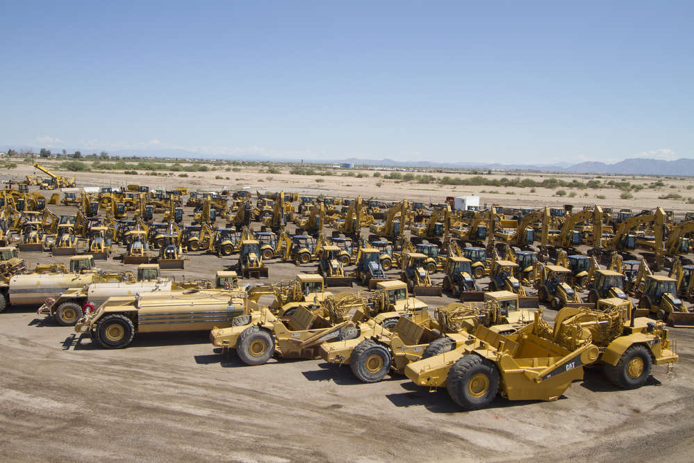 Empire also offers equipment appraisals and consignments.