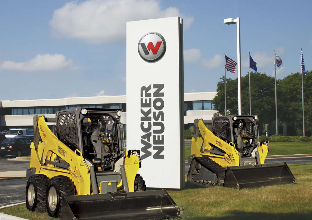 Wacker Neuson has plans to open a new factory facility in China.