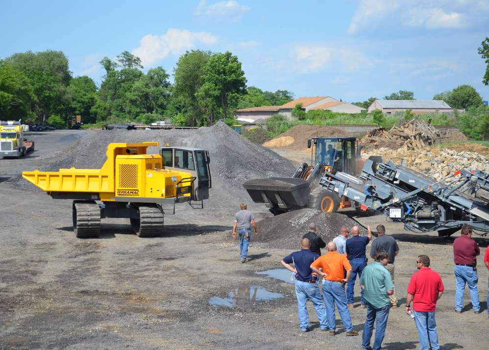 Each event was attended by contractors from a variety of industries, including: pipeline, utility, railroad, municipal, paving, environmental, logging and general construction.