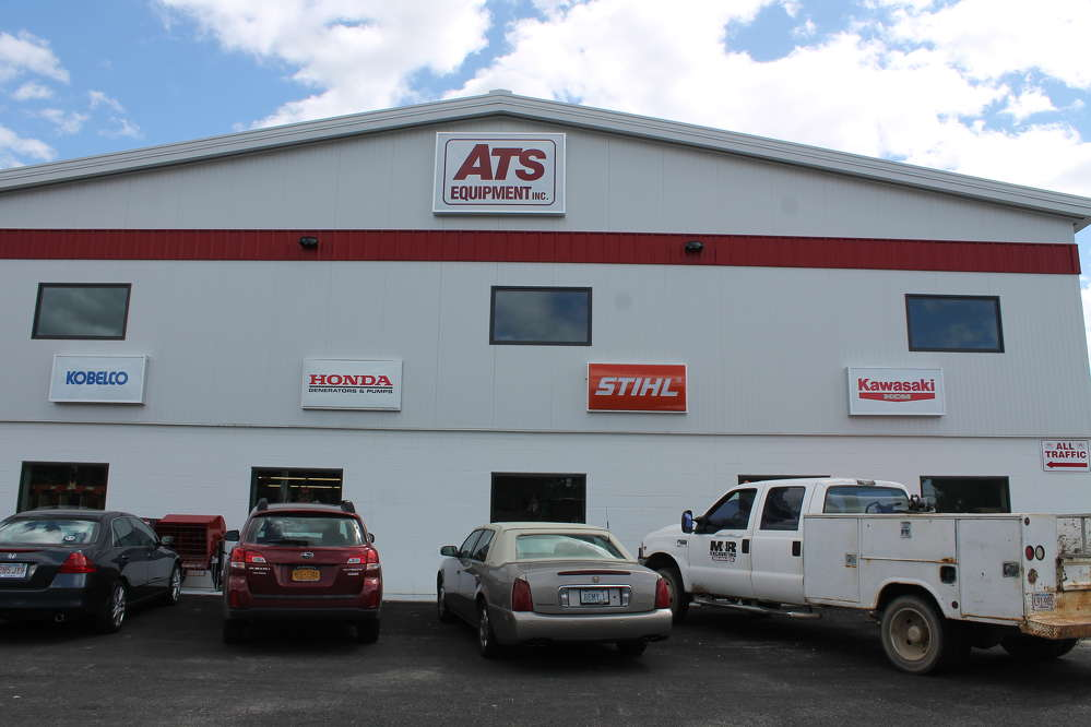ATS Equipment is ready for business at the new facility in Rehoboth, Mass.