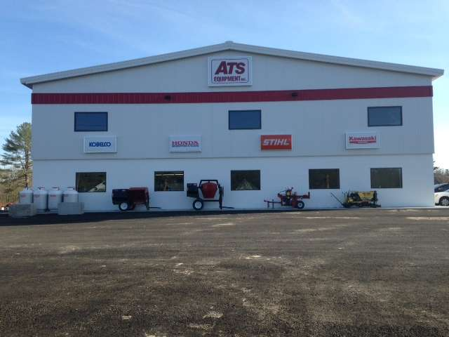 ATS Equipment has serviced the New England area for more than 30 years and will now represent Kawasaki-KCM wheel loaders in the Massachusetts and Rhode Island markets.