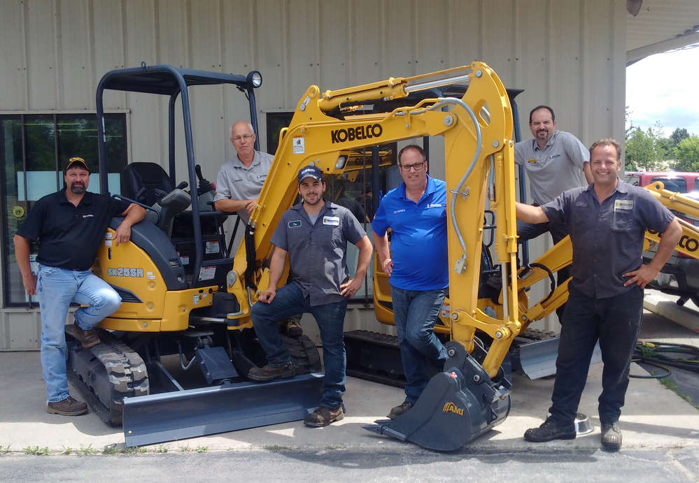 KOBELCO USA appoints Regional Tractor of Freelton, Ontario as its first mini-excavator dealer.