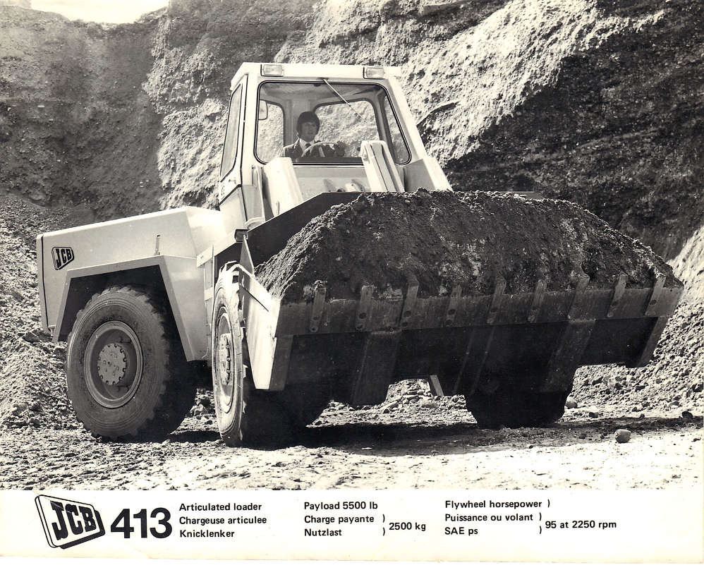Earthmovers Magazine photo .