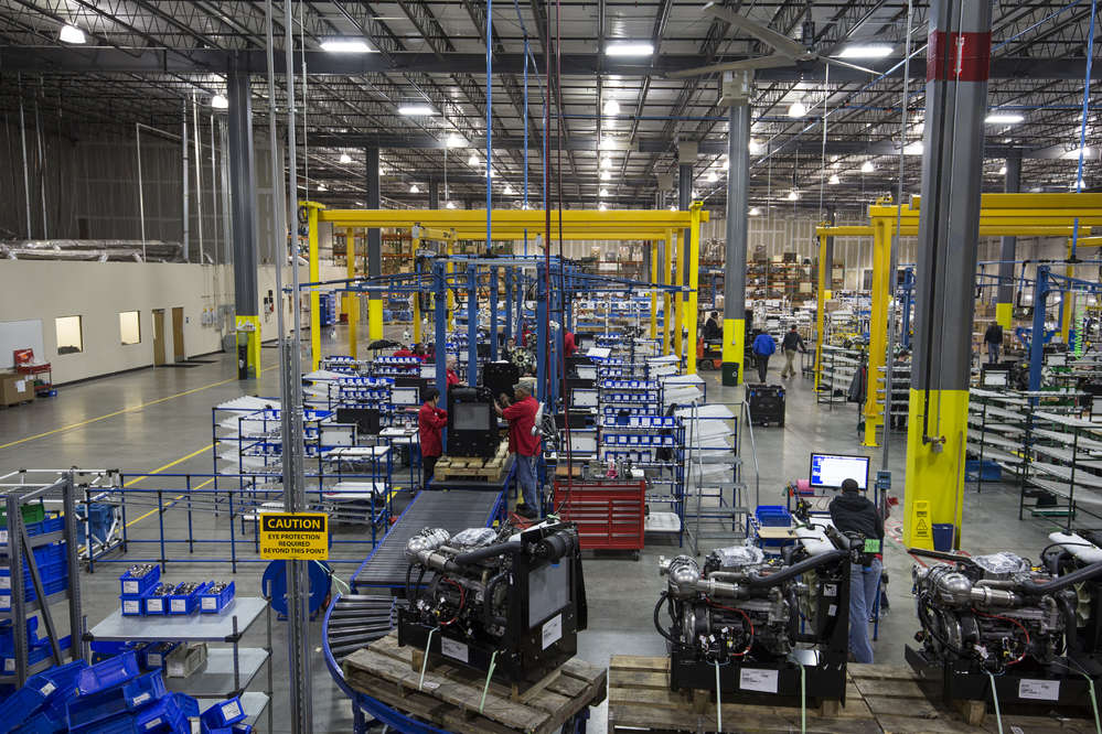 DEUTZ Corporation recently moved its Value Add production operation from Norcross, Ga., to a facility with a larger, 60,000-sq. ft. (5,574 sq m) production area in Pendergrass, Ga.