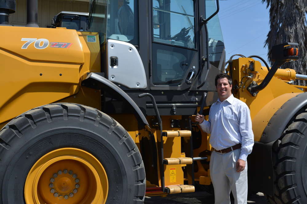Mike Lalonde is founder and owner of Westrax Machinery.