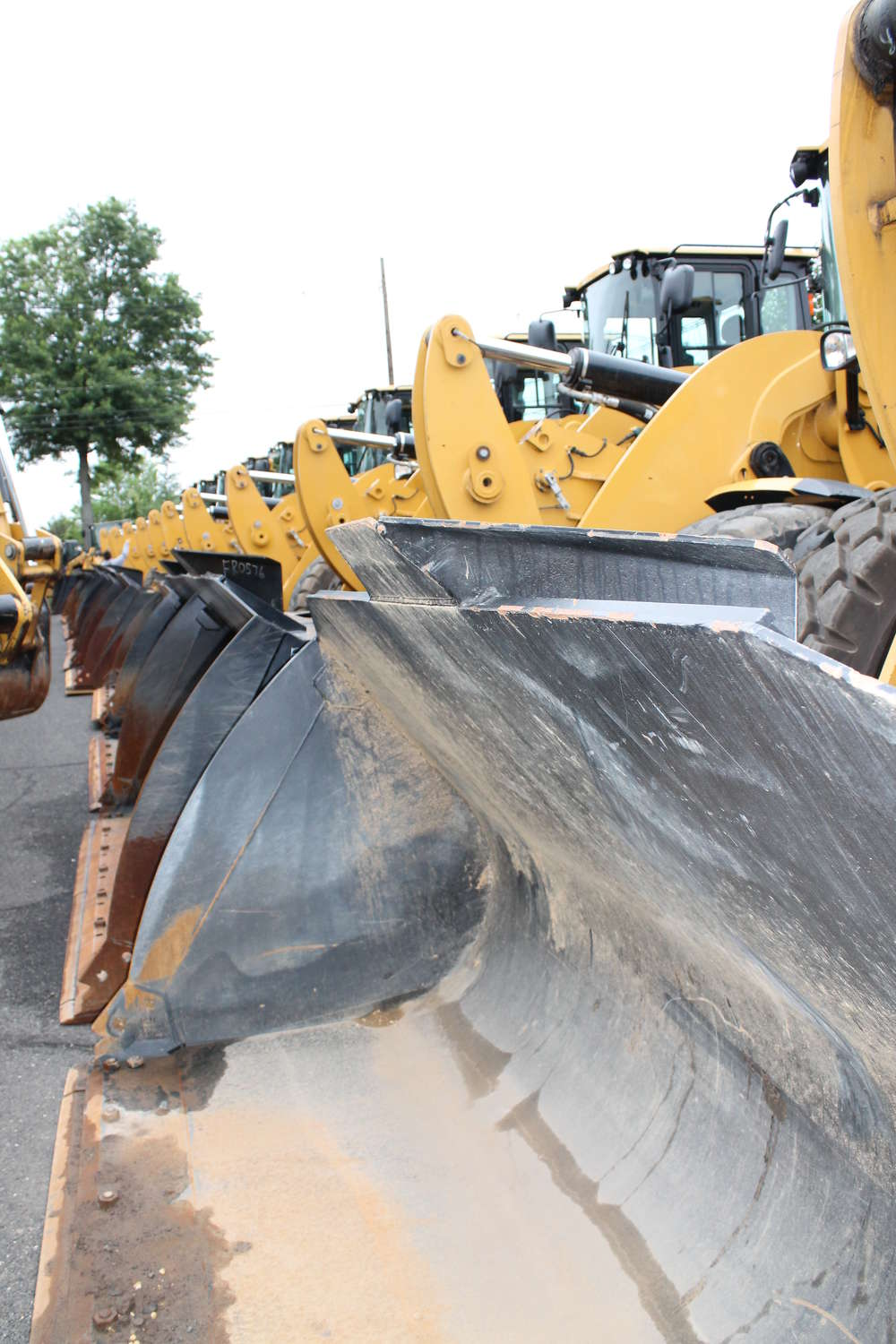Special pricing on new and used Caterpillar equipment highlighted the One Day Sale event.
