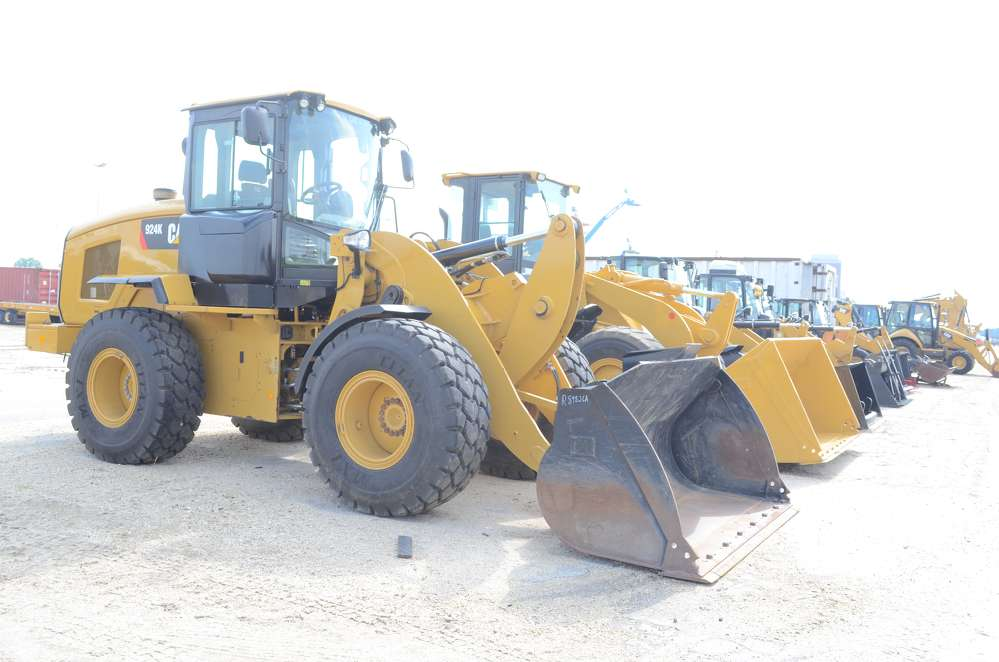 A great selection of equipment went on the block during the Alex Lyon & Son auction at the Atlantic City Race Track.