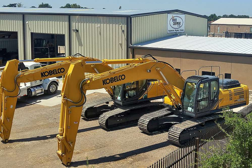 KOBELCO Construction Machinery USA continues to expand representation in the North American market by adding Beard Equipment to its growing dealer network.