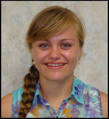 Paige C. Dickison, who was homeschooled, will be a junior at Olivet Nazarene University. She will is majoring in chemical engineering. Her parents are Roxanne and John Dickison, an employee of P. T. Ferro Construction, a CAWGC member.
