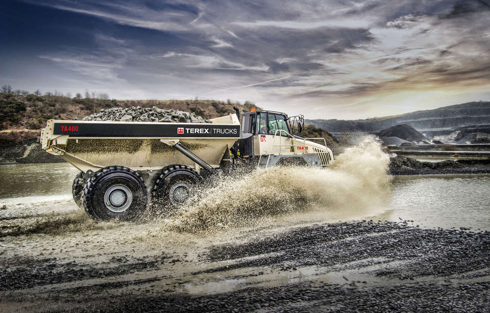 Two years since being acquired Terex Trucks' new vigor is leading to tangible benefits for its articulated and rigid hauler customers.