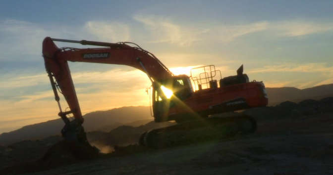 A new video allows you to explore Doosan excavators up close and personal.