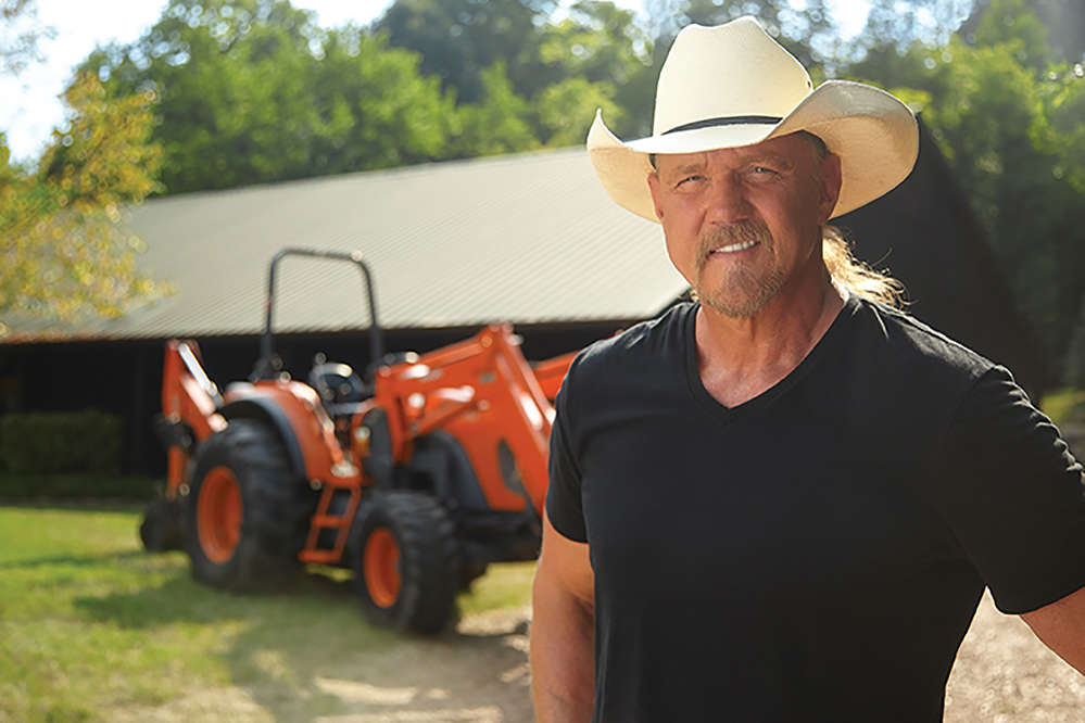 KIOTI Tractor has hit the eight month mark of it's year-long promotion, the Power Through Tour presented by Trace Adkins.
