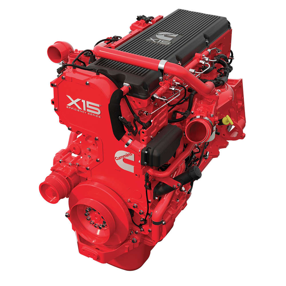 The latest X12 And X15 engines bring a new era in performance, efficiency and productivity across the 350 HP-To-605 HP range.