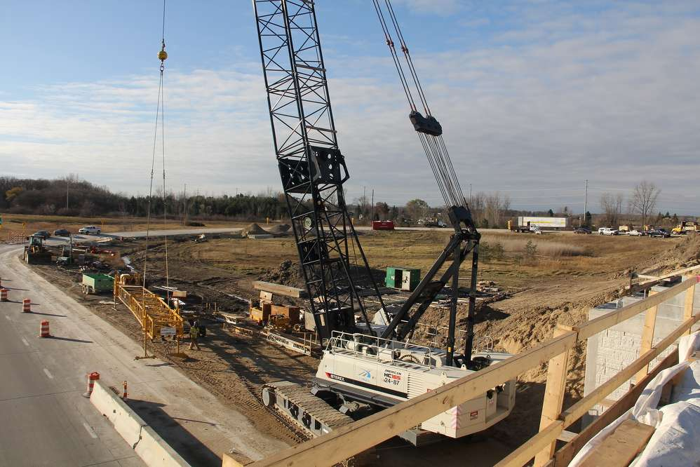 Terex has closed its plant in Waverly, Iowa and moved operations to its Oklahoma City plant.