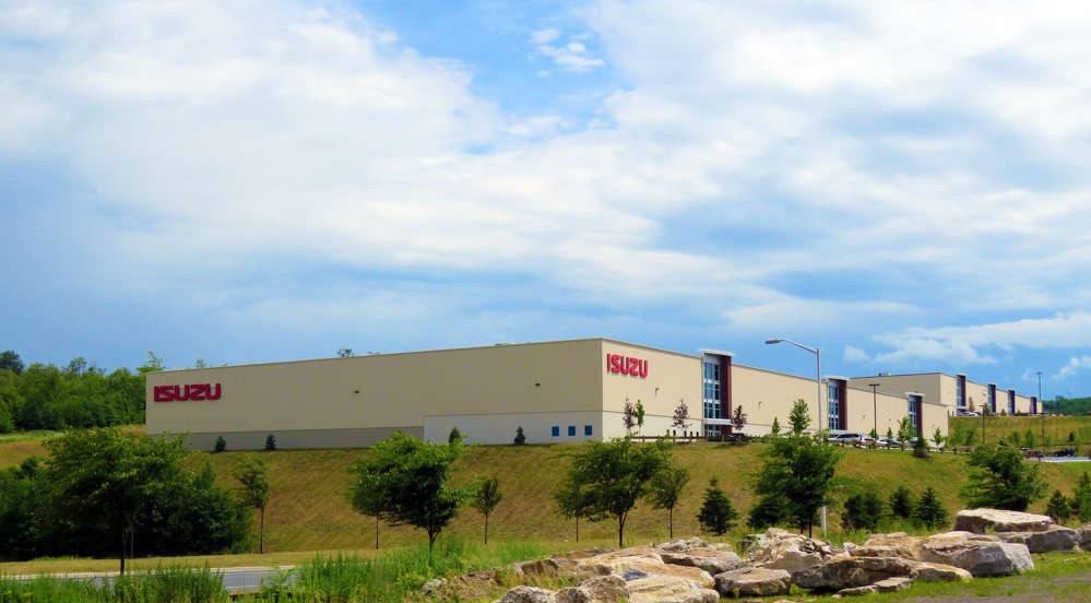 Isuzu Commercial Truck of America, Inc. recently opened its first Center of Excellence in northeast Pennsylvania.