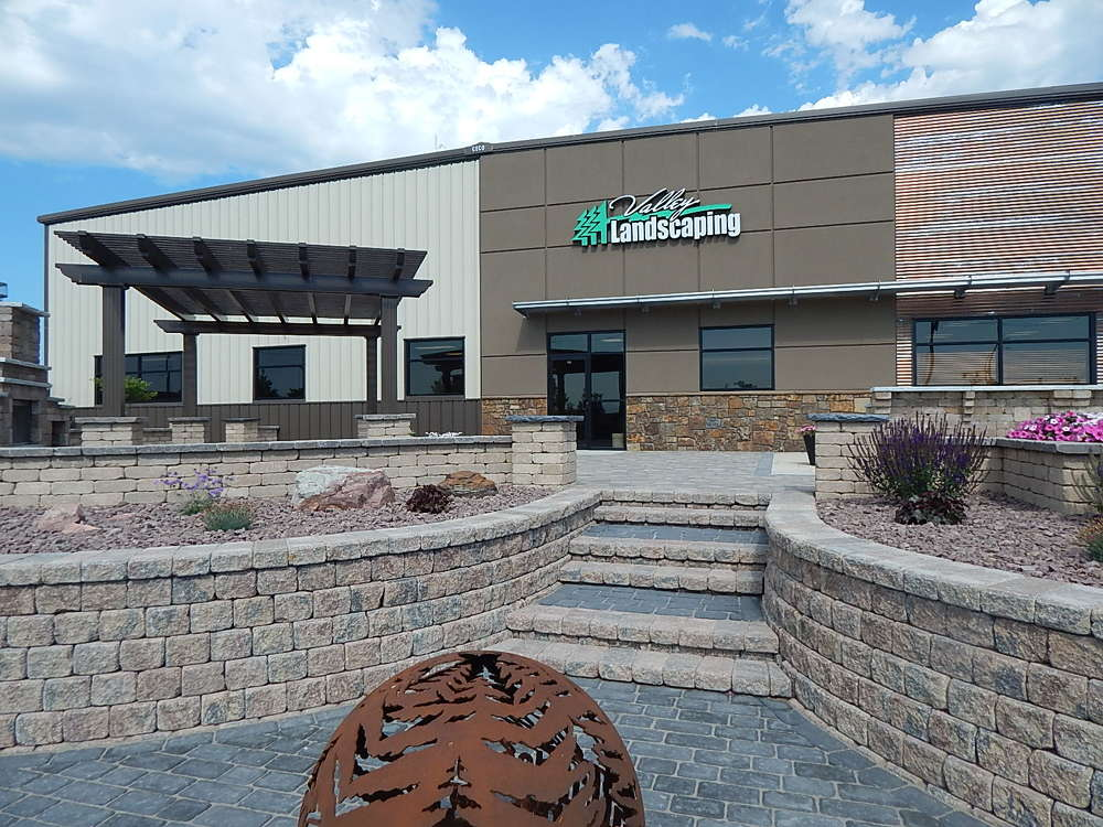 Valley Landscaping's building at 4401 12th Ave N in Fargo, N.D