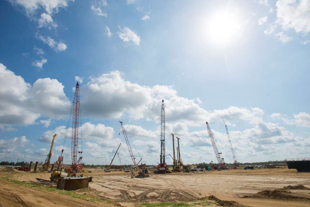 Duke Energy photo  Considered one of the most important projects for Duke Energy, the  combined-cycle natural gas plant in Citrus County, Fla., is among the largest under construction in the industry.