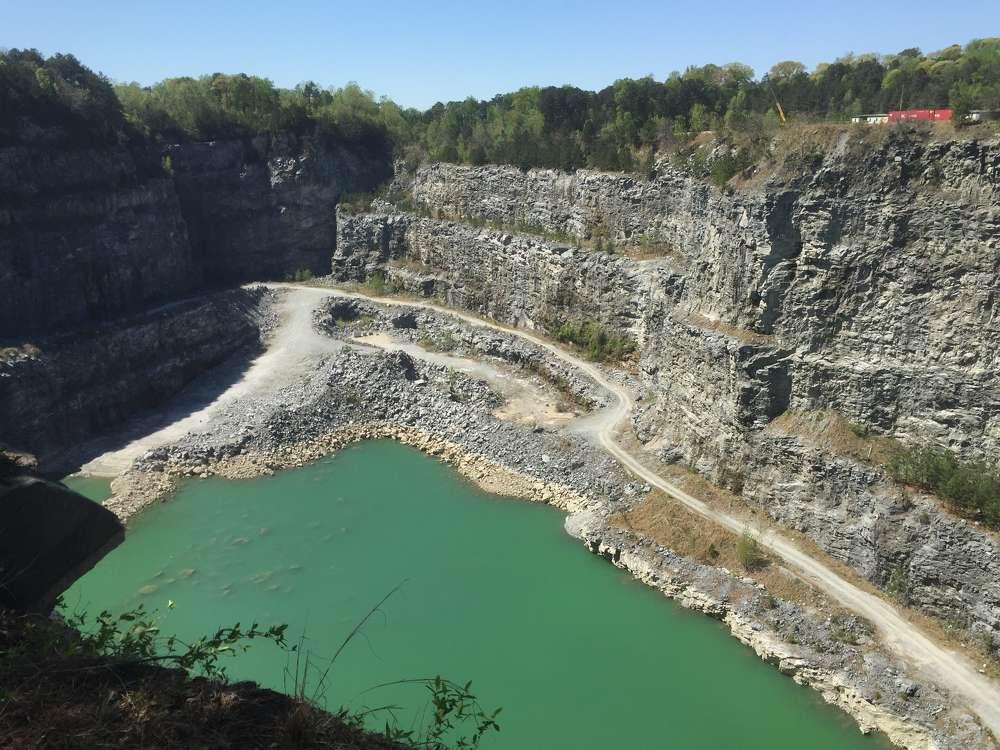 GeoS?tabilization International The Bellwood Quarry site.