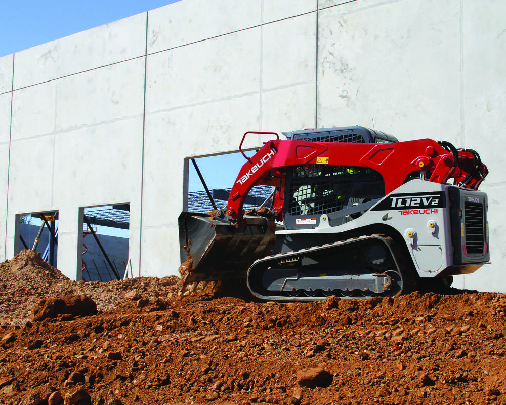Atlanta, GA: Takeuchi-US has launched a new telematics system, Takeuchi Fleet Management (TFM).