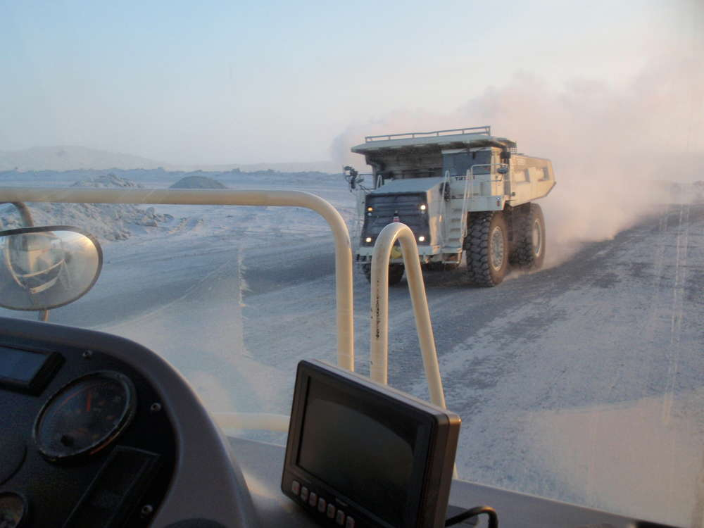 To meet the needs of trucks working in adversely low temperatures, Terex Trucks has released two extreme cold weather protection kits for their rigid hauler products.
