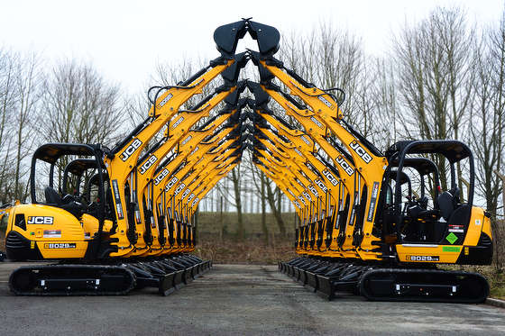 The dealership now offers JCB's articulated telehandlers; wheel loaders; rough terrain forklifts; Fastrac high-speed agricultural tractors; skid steers; and compact track loaders.