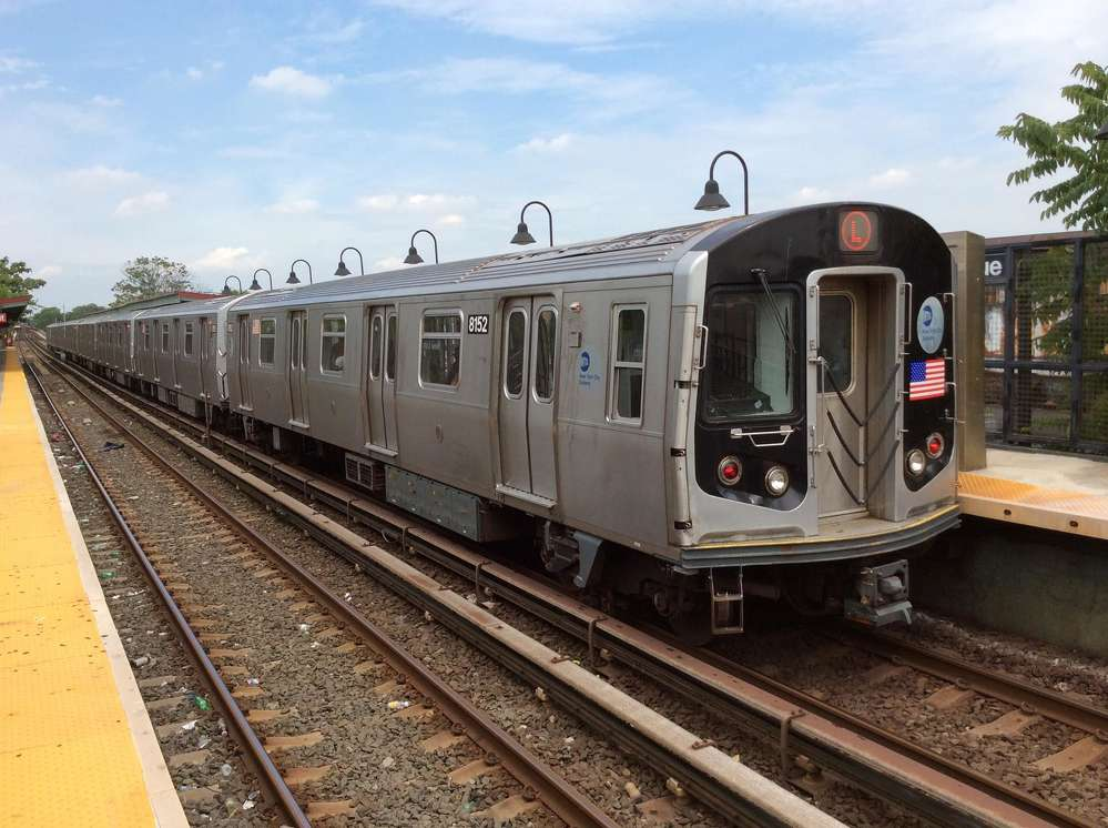 Image courtesy of Joseph Barbano. The project will shut down one of the system's most crowded lines that connects Manhattan with vibrant neighborhoods in Brooklyn.