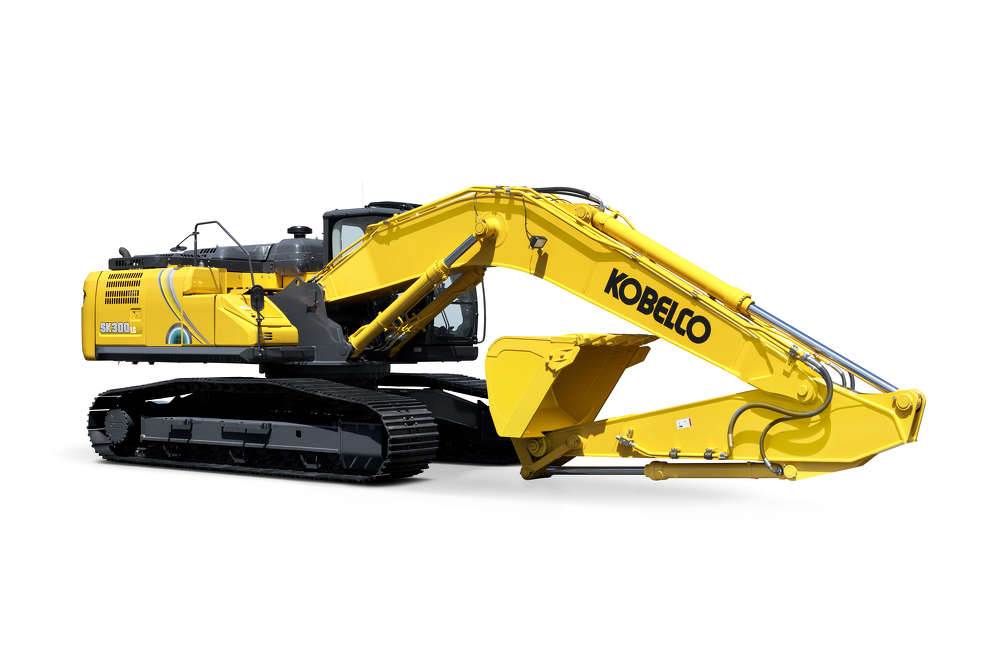 This 68,100-lb model is powered by a 252-hp Tier IV Final HINO engine, enabling it to easily tackle heavy-duty applications and remain as one of the most powerful and fuel efficient excavators in its class.