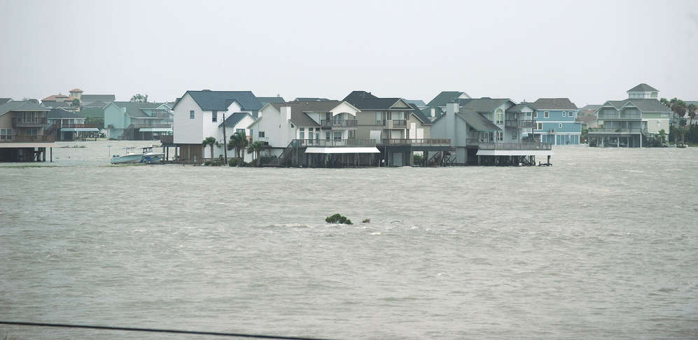 The FEMA regulations provide three options for construction projects using federal funds in flood-prone areas.