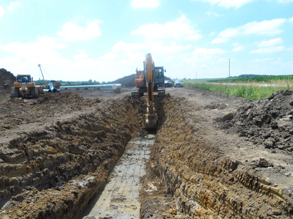 Dakota Access Pipeline LLC photo.