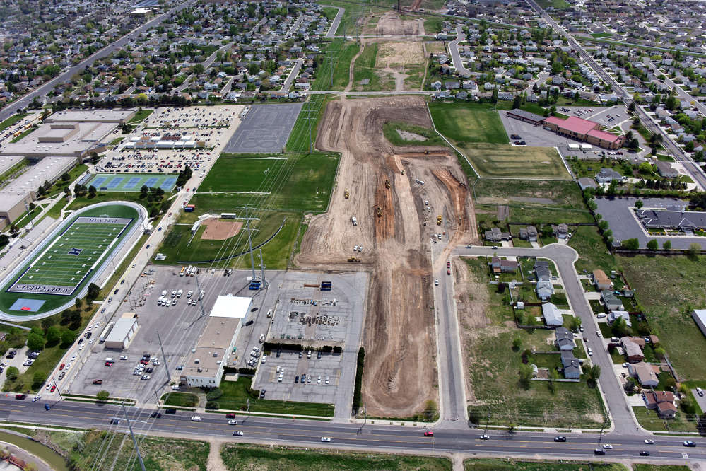 Staker Parson photo.While no specific timetable has been given by the Utah Department of Transportation for the overall project, planners anticipate the work to be fully completed by 2030.