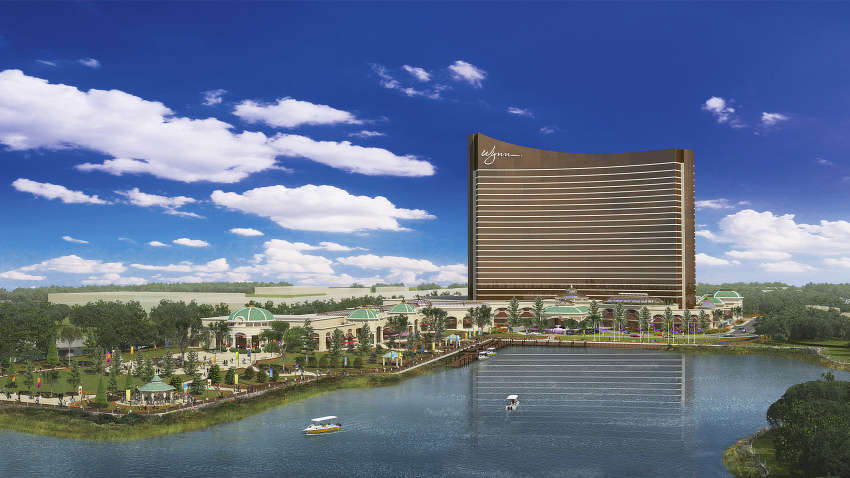 Wynn Boston Harbor is a $2.1 billion Forbes five-star global destination gaming resort that will feature more than 600 hotel rooms.