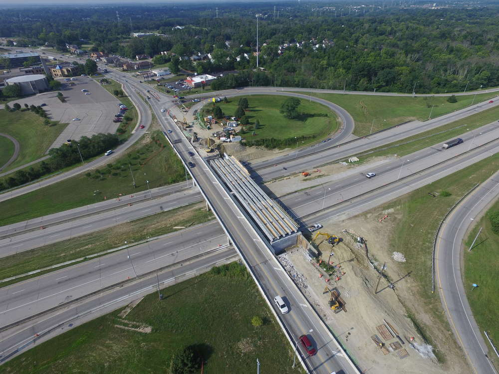 New I 74 Bridge To Reduce Congestion Improve Safety New I