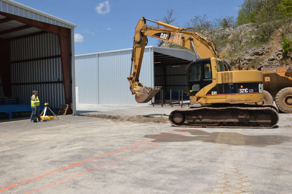 The company conducted the new construction themselves and are continuing to expand.