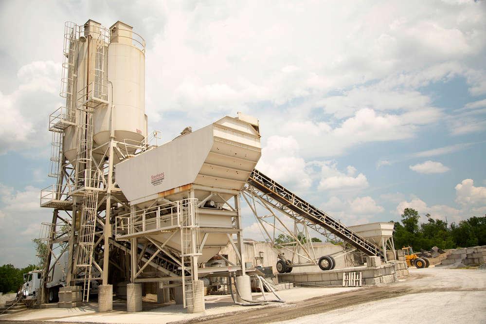 Lambcon Ready-Mix operates six dry-batch plants.