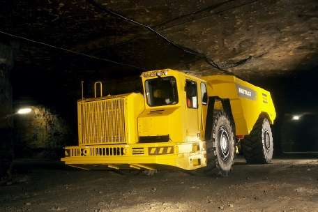Atlas Copco will showcase a wide range of solutions aimed at tackling the challenges facing today's mining industry.
