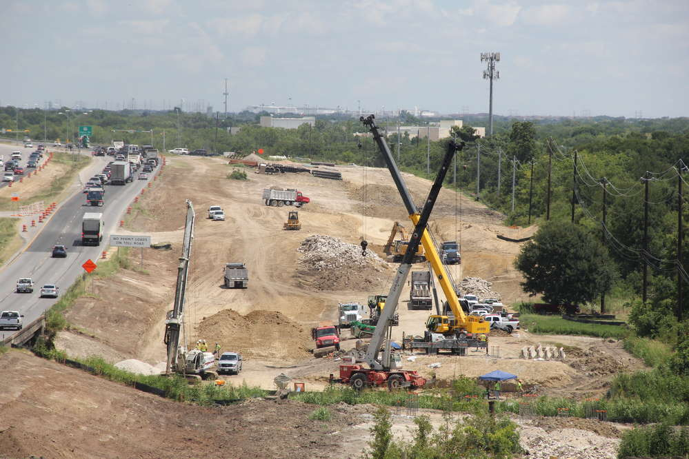 Central Texas Regional Mobility Authority photo. The project was developed in partnership with the Texas Department of Transportation, the city of Austin and Capital Metro.