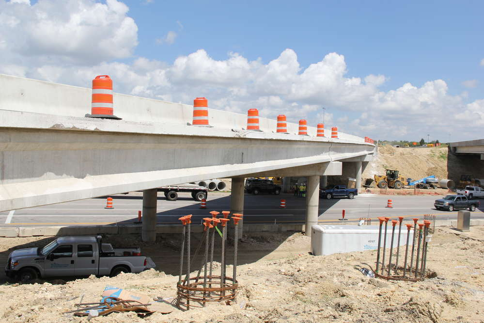 Central Texas Regional Mobility Authority photo. The project is being funded through a mix of toll revenue bonds, government loans and government grants.