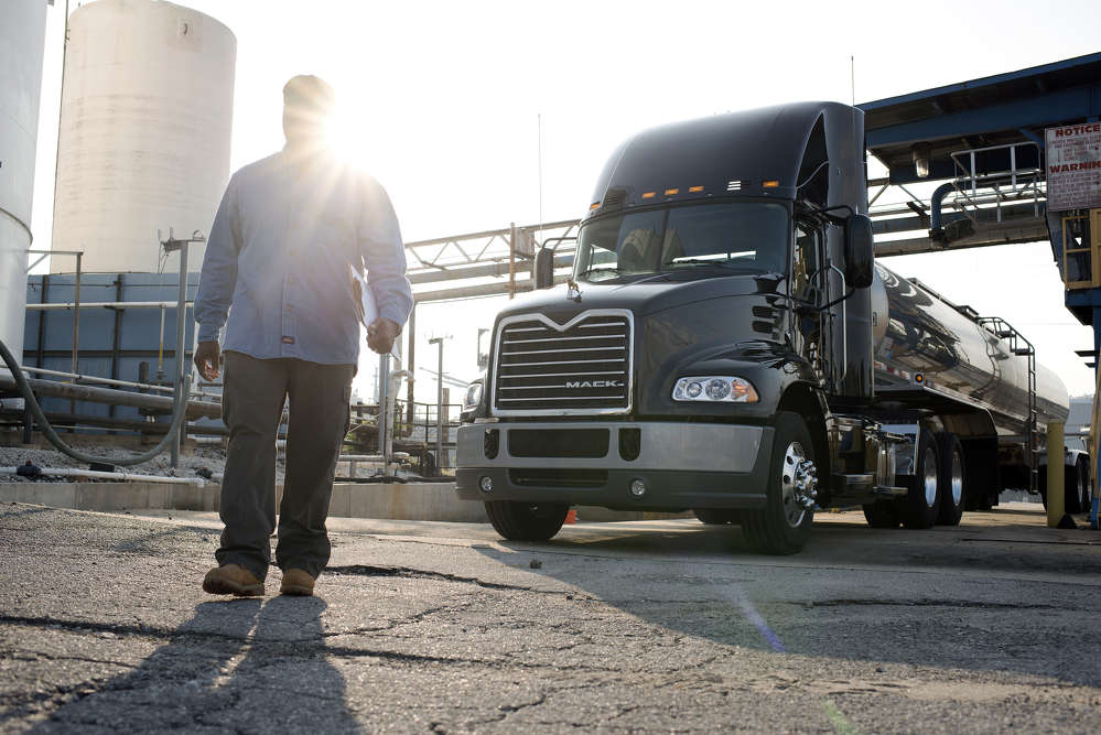In support of National Truck Driver Appreciation Week Sept. 11-17, Mack Trucks is recognizing the industry's 3.5 million professional truck drivers for their commitment to delivering goods safely, securely and on time.